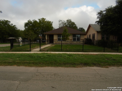 Woodlawn Lake Single Family Home For Sale: 1955 Texas Ave