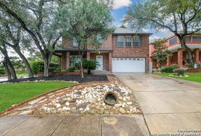 Bexar County Single Family Home New: 11835 Brandon Oaks