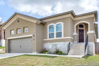 San Antonio Single Family Home New: 1430 Rock Dove Rd