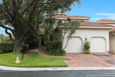 San Antonio Single Family Home For Sale: 19203 Tanoan