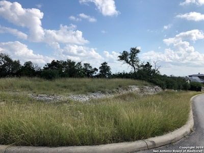 San Antonio Residential Lots & Land New: 8734 Wales Reserve
