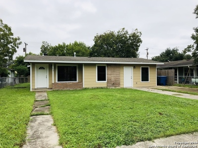 Single Family Home New: 338 E Formosa Blvd