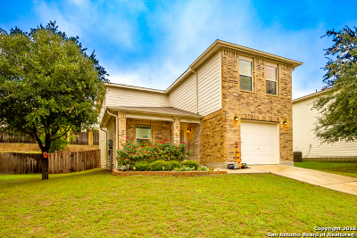 Cibolo Single Family Home New: 5129 Columbia Dr
