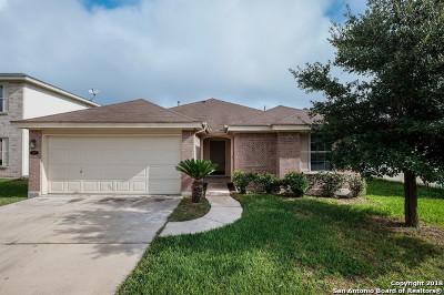 Converse Single Family Home New: 8527 Rita Blanca St