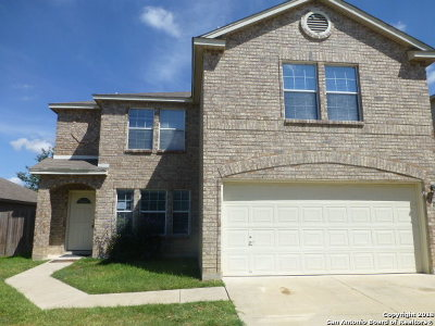 Cibolo Single Family Home Active Option: 120 Angus Way