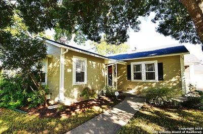 San Antonio Single Family Home New: 127 W Mariposa Dr