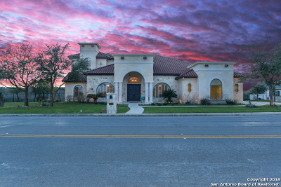 Fair Oaks Ranch TX Single Family Home New: $799,999