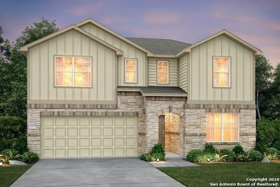 New Braunfels Single Family Home Price Change: 654 Rusty Gate