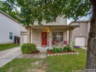 San Antonio Single Family Home New: 8114 Sandbar Pt