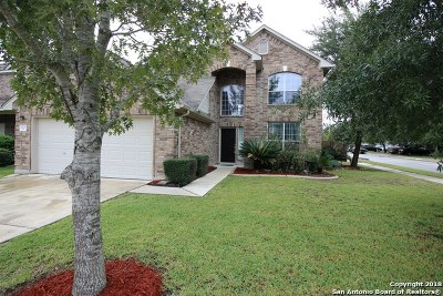 Cibolo Single Family Home New: 228 Lakota Ct