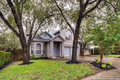 San Antonio Single Family Home New: 7427 Silent Spring