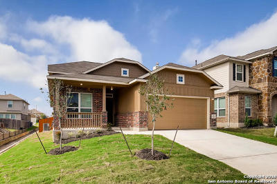 San Antonio Single Family Home New: 7927 Headwaters Trail