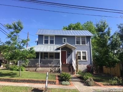 Alamo Heights Rental New: 301 Montclair St #2
