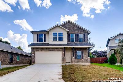 San Antonio Single Family Home New: 13042 Cedarcreek Trail