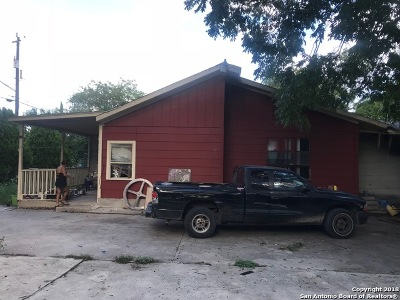 San Antonio TX Single Family Home New: $80,000