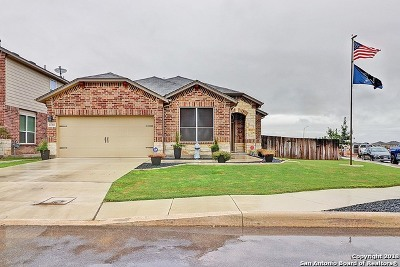 San Antonio Single Family Home New: 13703 Grandbury Fld