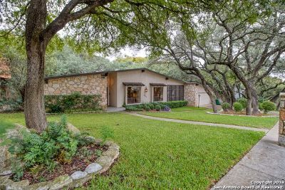 San Antonio TX Single Family Home New: $275,000