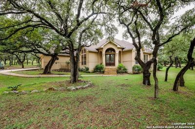 Bulverde Single Family Home For Sale: 163 Indigo Run Dr