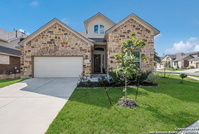 San Antonio Single Family Home New: 21115 Capri Oaks