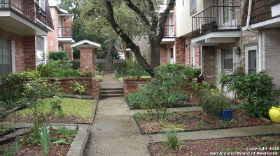 San Antonio Condo/Townhouse New: 6718 Callaghan Rd #205