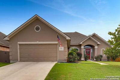 New Braunfels Single Family Home New: 1743 Oakmont Circle