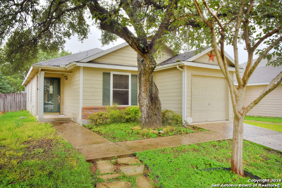 Bexar County Single Family Home New: 111 Mallow Grove