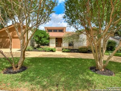 San Antonio Single Family Home New: 427 Woodway Forest Dr