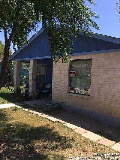 San Antonio Single Family Home New: 402 Hidalgo St