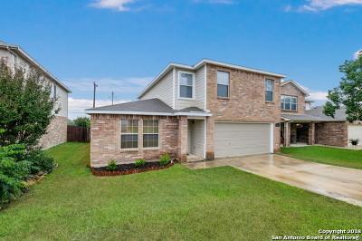 Bexar County Single Family Home New: 235 Birchwood Bay