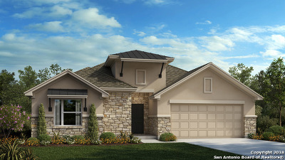 New Braunfels Single Family Home New: 1165 Nutmeg Trail
