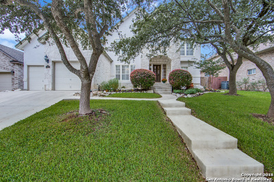 San Antonio Single Family Home New: 1707 Sandringham