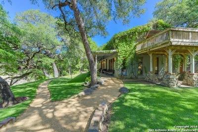 San Antonio Farm & Ranch For Sale: 23844-A Cibolo Vista