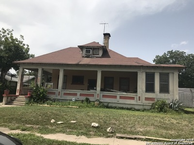 San Antonio Single Family Home New: 205 Mt Vernon Ct