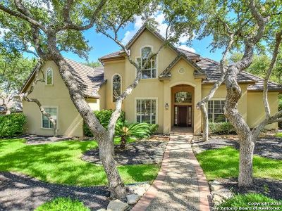 San Antonio Single Family Home New: 11831 Elmscourt
