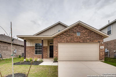 Bexar County, Medina County Single Family Home New: 7939 Headwaters Trail