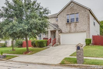 Converse Single Family Home New: 8534 Cherokee Ridge