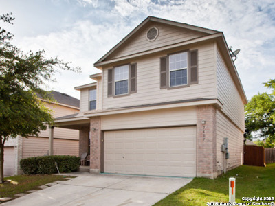 Boerne Single Family Home New: 7607 Presidio Sands