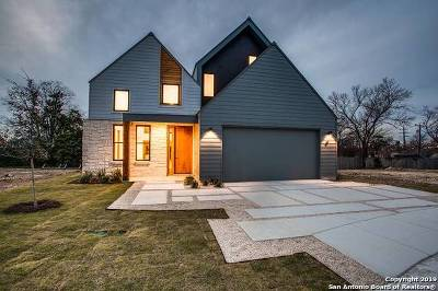 San Antonio Single Family Home New: 611 Simple Way