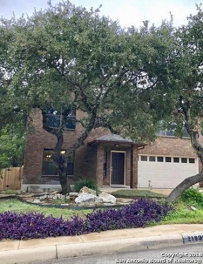 San Antonio TX Single Family Home New: $244,990