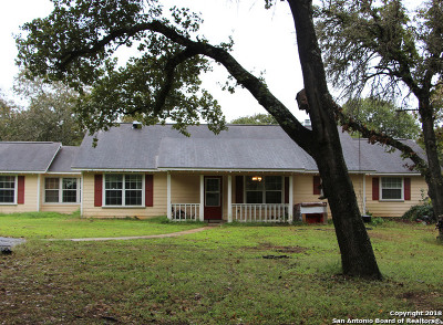Floresville Single Family Home Price Change: 297 Saddle Ln
