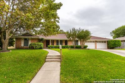 Windcrest Single Family Home New: 6010 Winding Ridge Dr