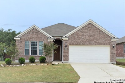 Bexar County Rental New: 26903 Bluewater Way
