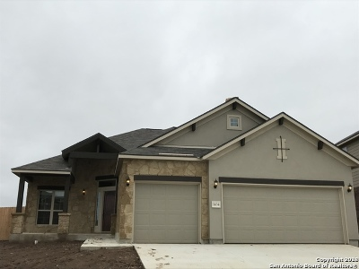 New Braunfels Single Family Home New: 1434 Garden Laurel