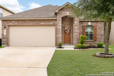 Helotes Single Family Home New: 11218 Blue Fax Field