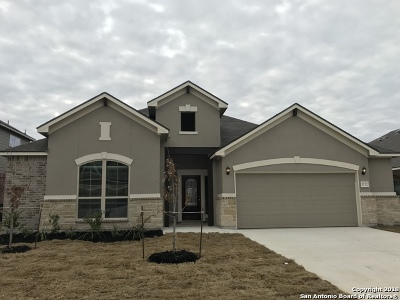 New Braunfels Single Family Home New: 1732 Fall View