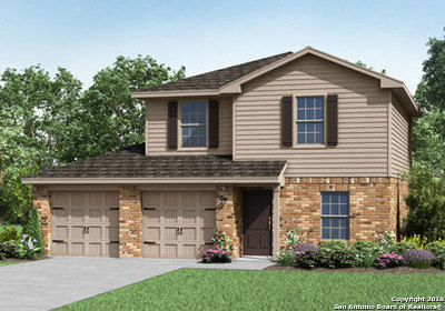 Bexar County, Medina County Single Family Home New: 8011 Bluewater Cove