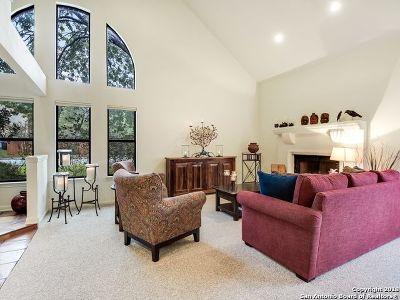 San Antonio Single Family Home Price Change: 16314 Rough Oak St