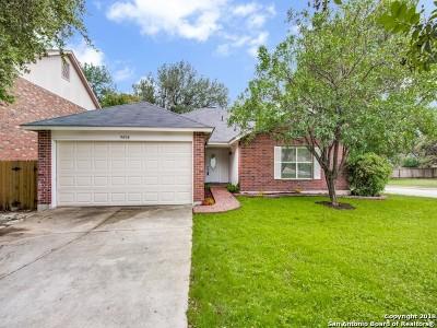 San Antonio Single Family Home New: 9598 Cantura Crest