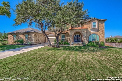 San Antonio Single Family Home New: 27707 Cascabel Ln