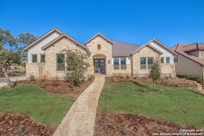 San Antonio TX Single Family Home New: $728,597